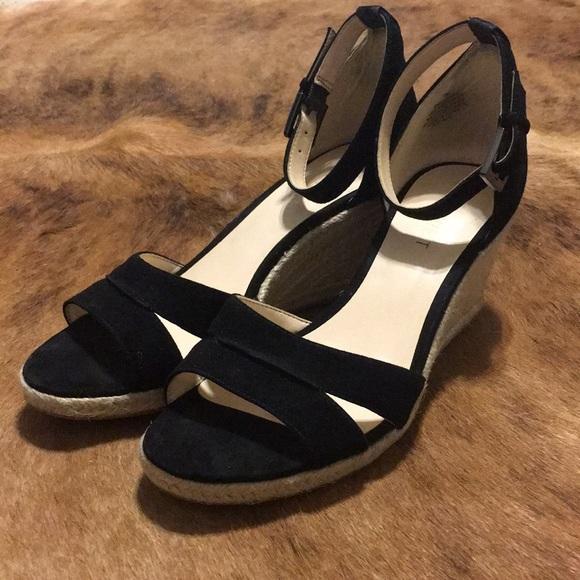 Nine West Jeranna Wedge Sandal (Women's) cfKfqSmwVr